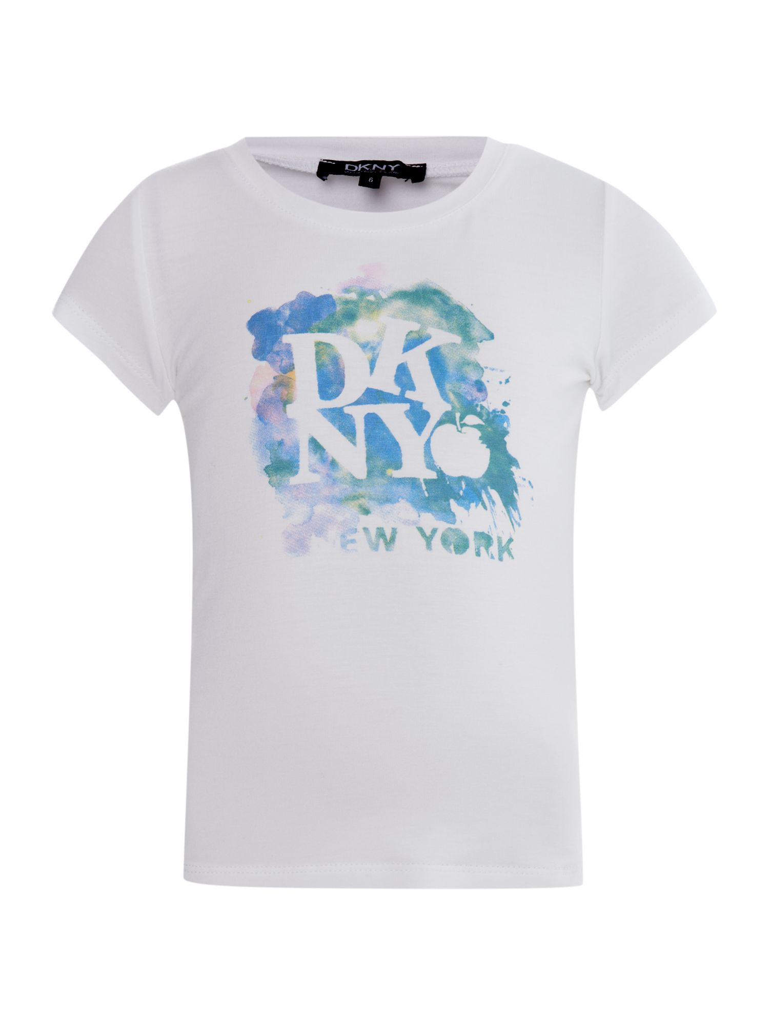 Girl`s jesery short sleeve t-shirt