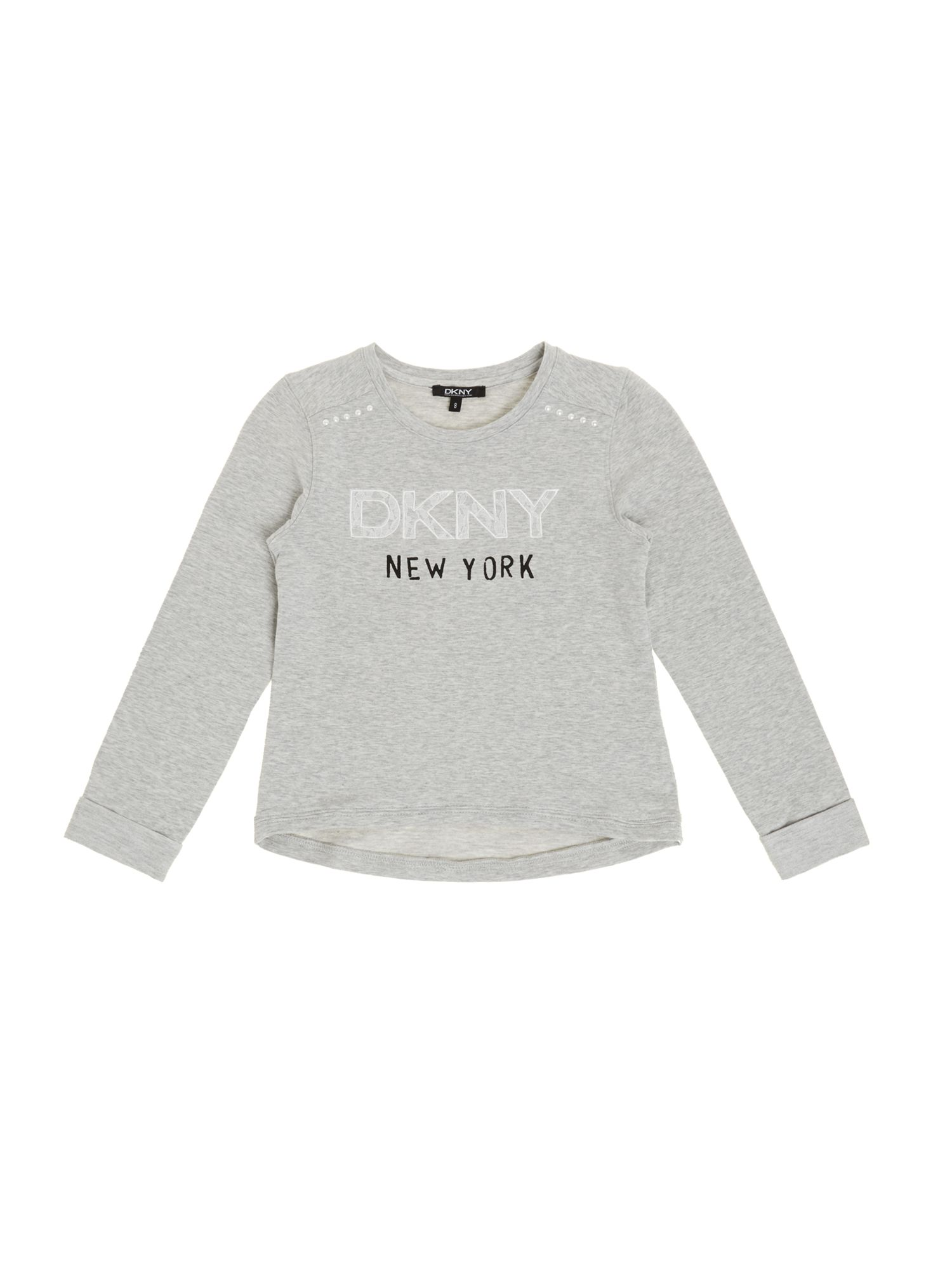 Girl`s fleece long sleeve sweater