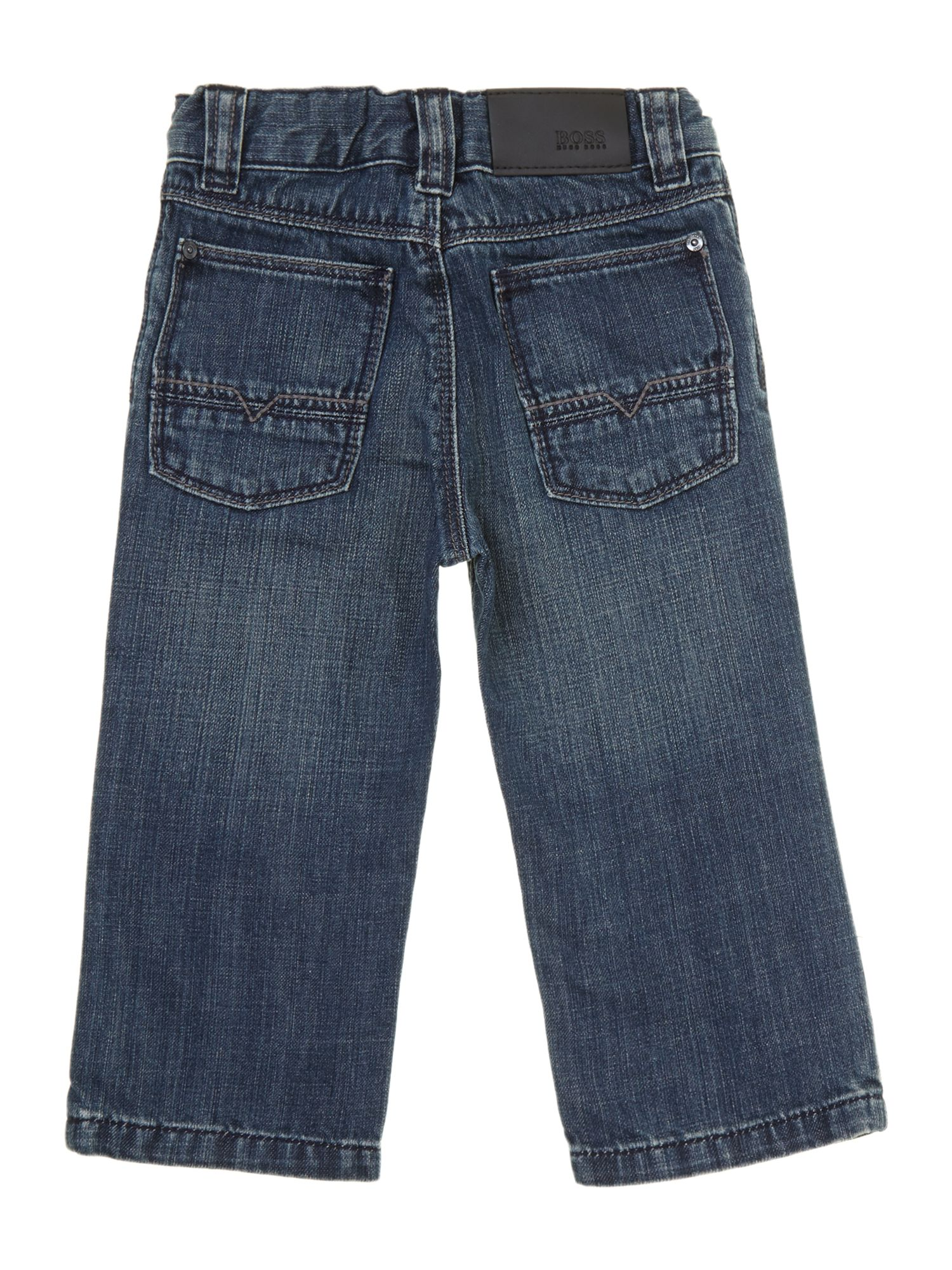 Boy`s 5 pocket jeans