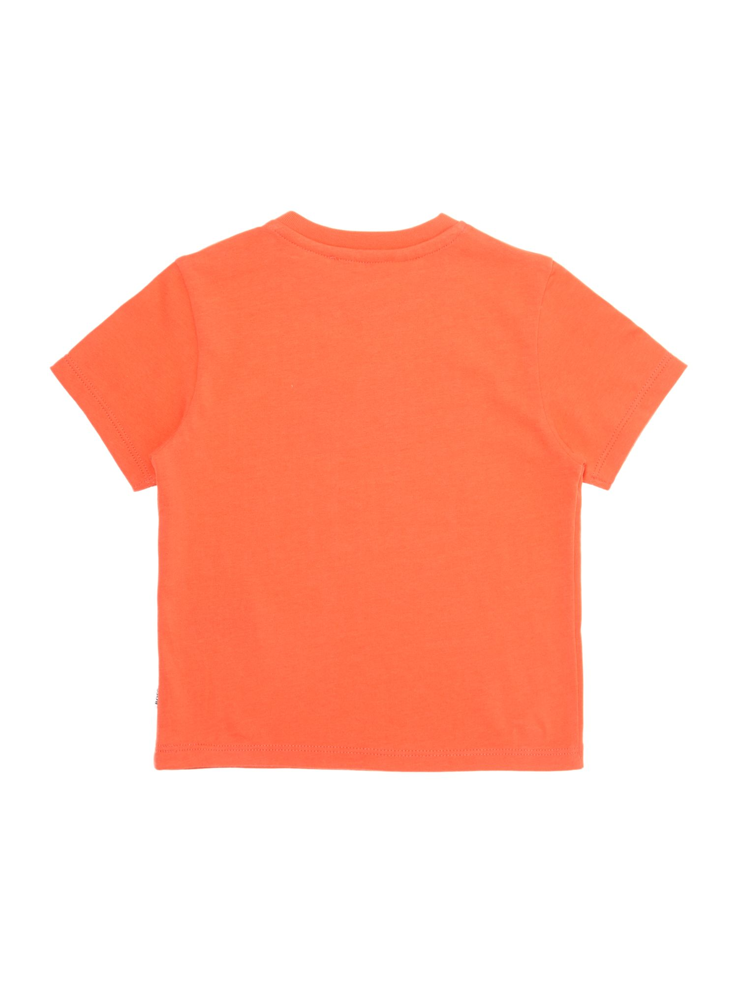 Boy`s jersey short sleeve t-shirt