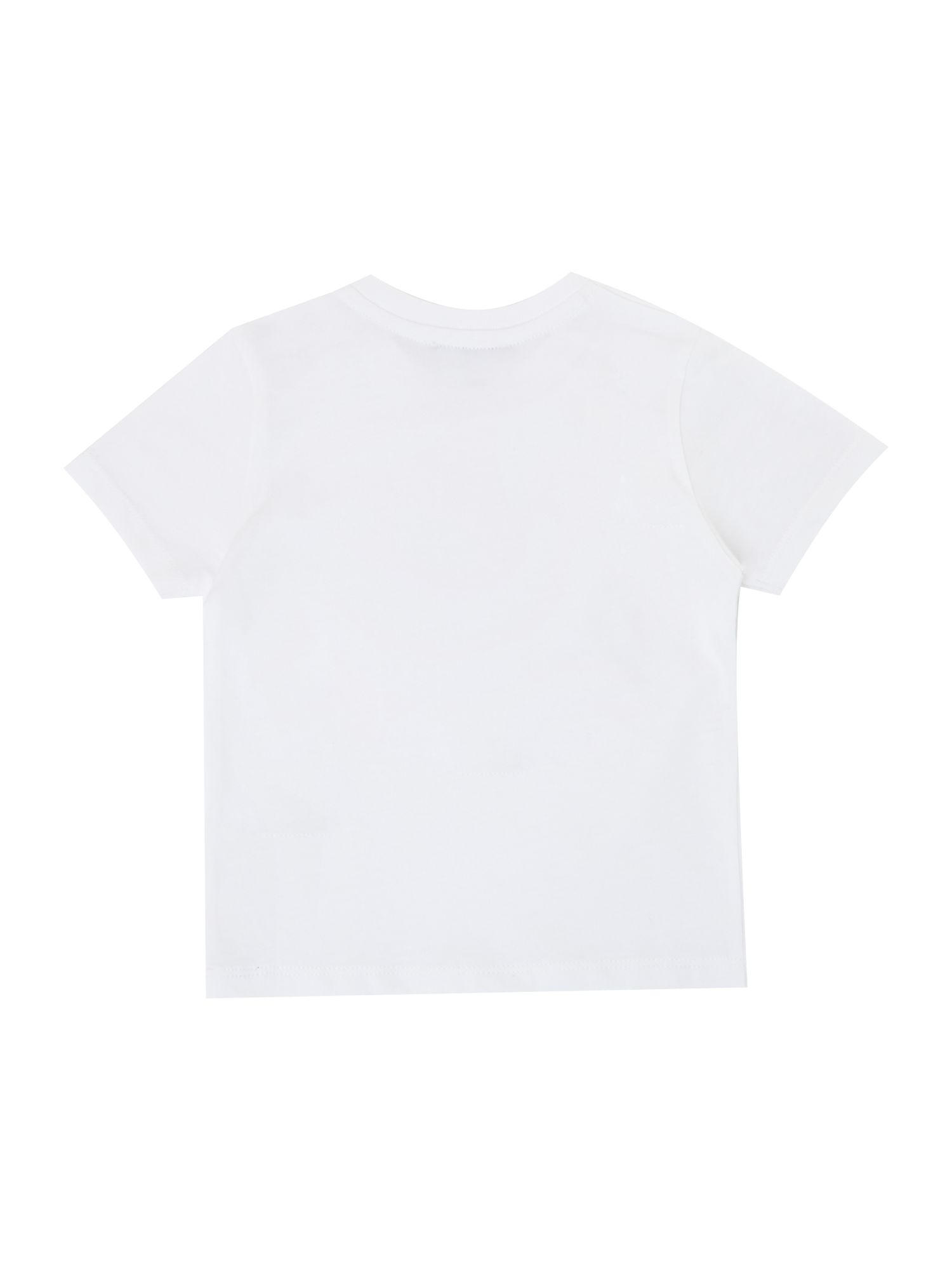 Boy`s car print t-shirt