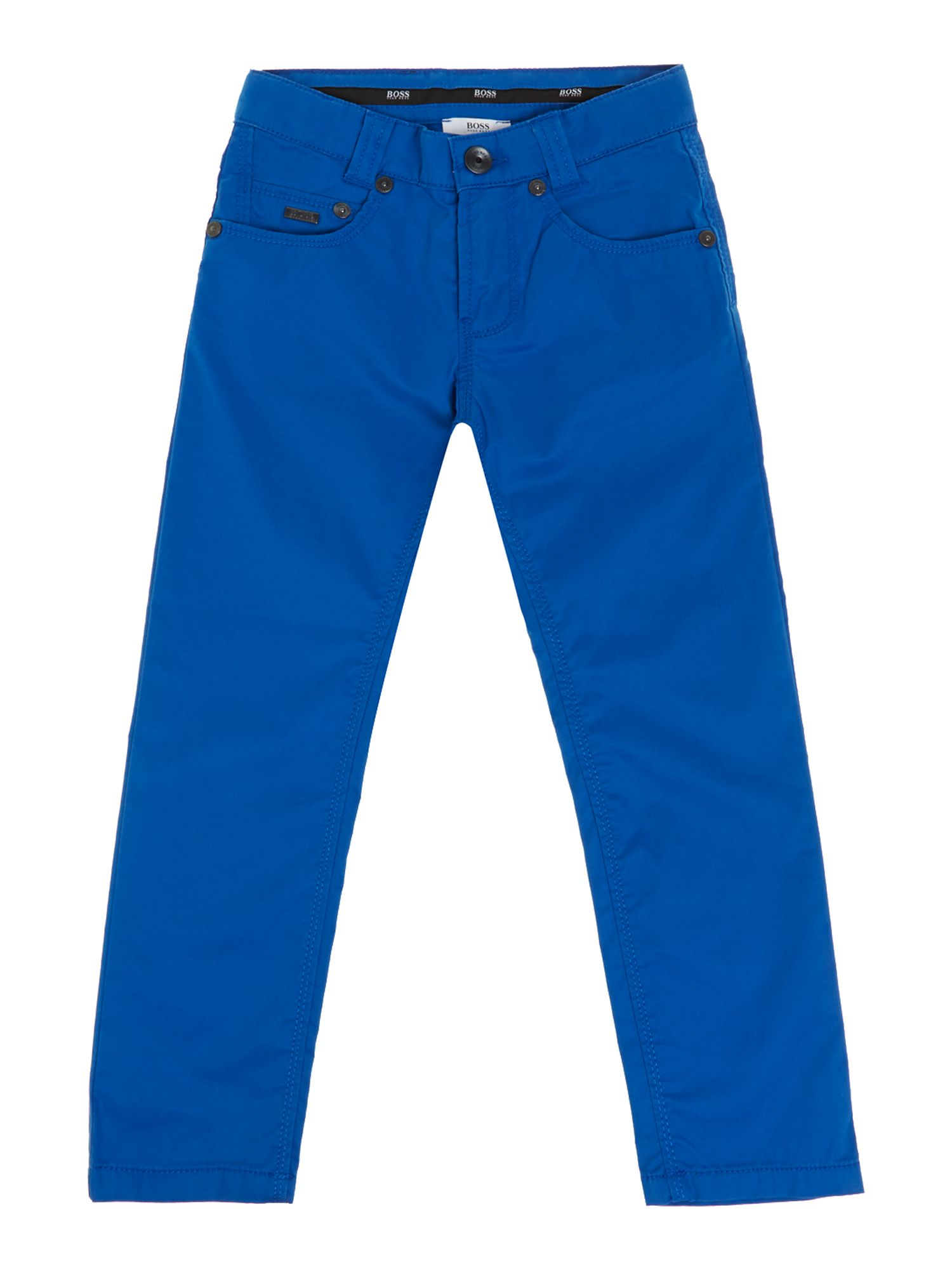 Boy`s twill trousers