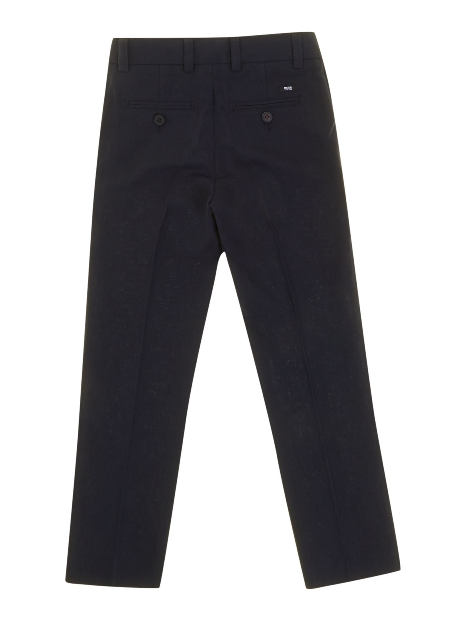 Boy`s linen suit trousers