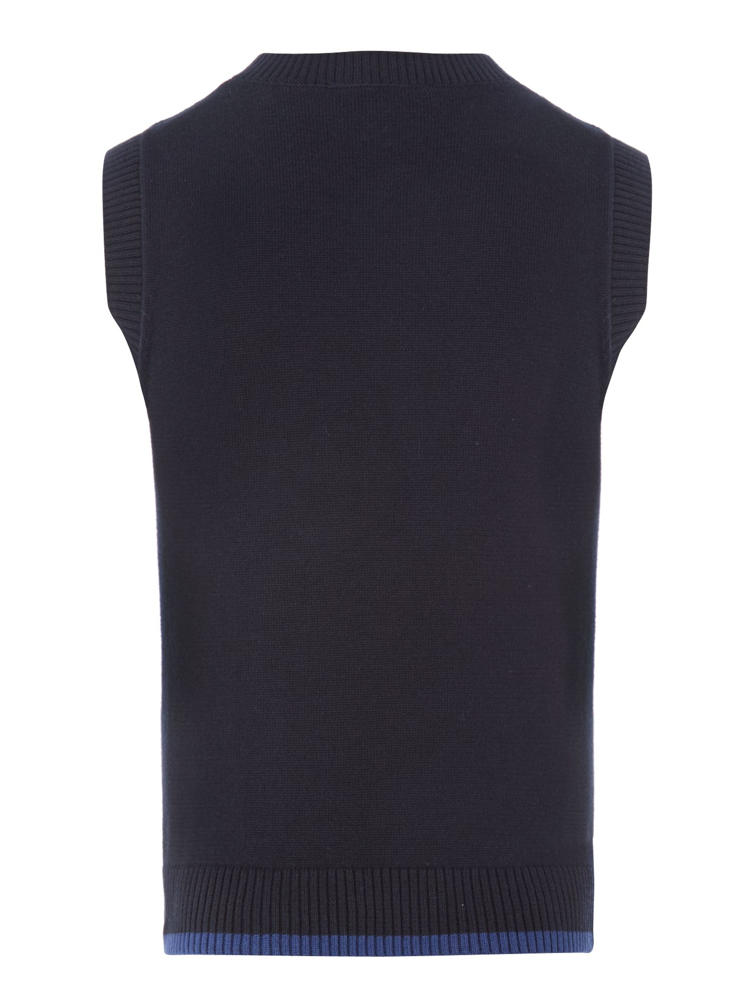 Boy`s sleeveless jumper
