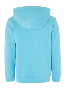 Boy`s hooded top