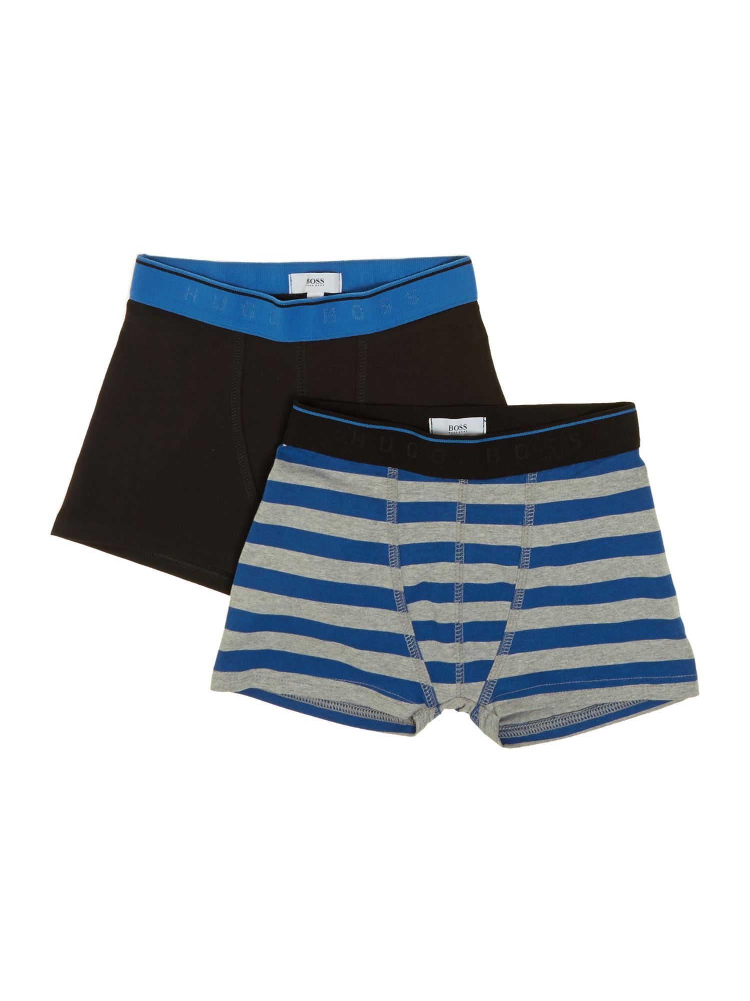 Boy`s set of 2 boxers