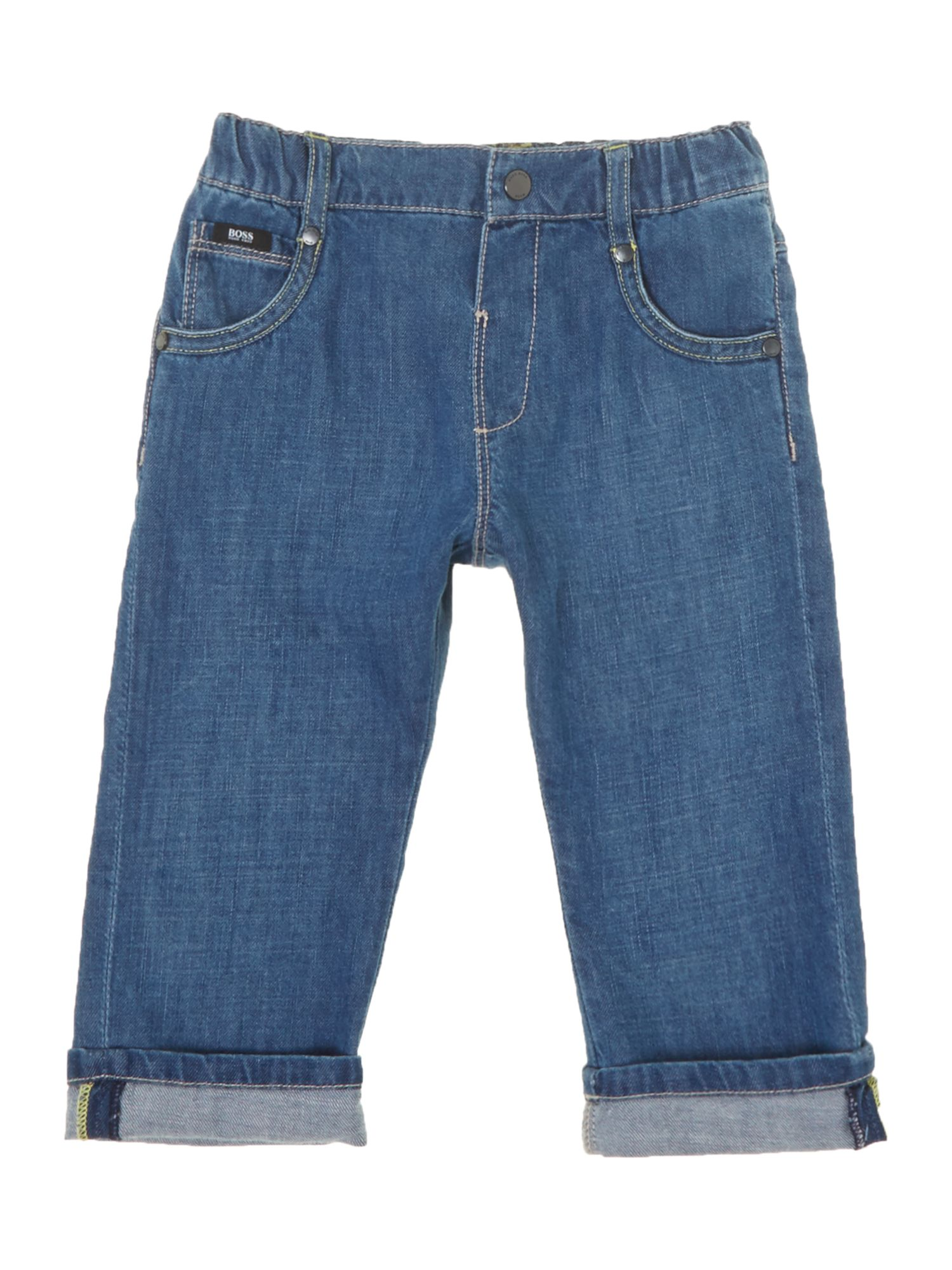 Boy`s denim jeans