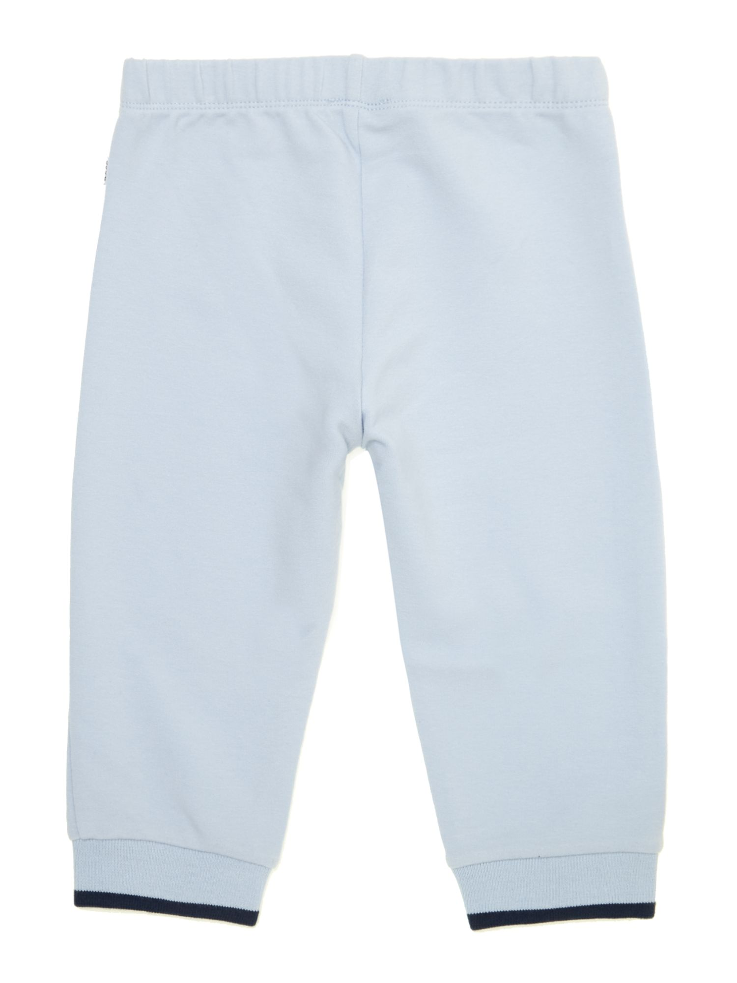 Boy`s sueded jogging bottoms