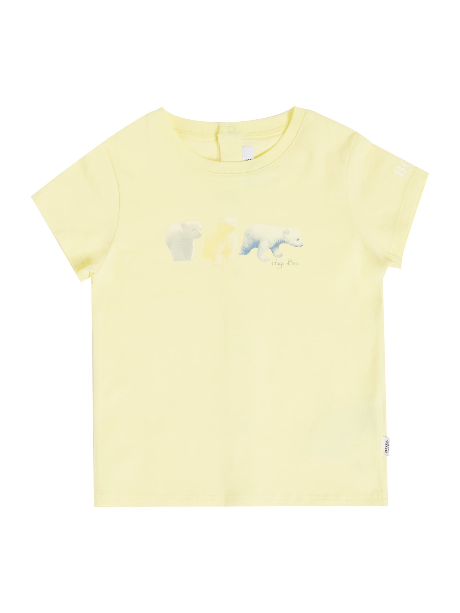 Boy`s short sleeve animal t-shirt