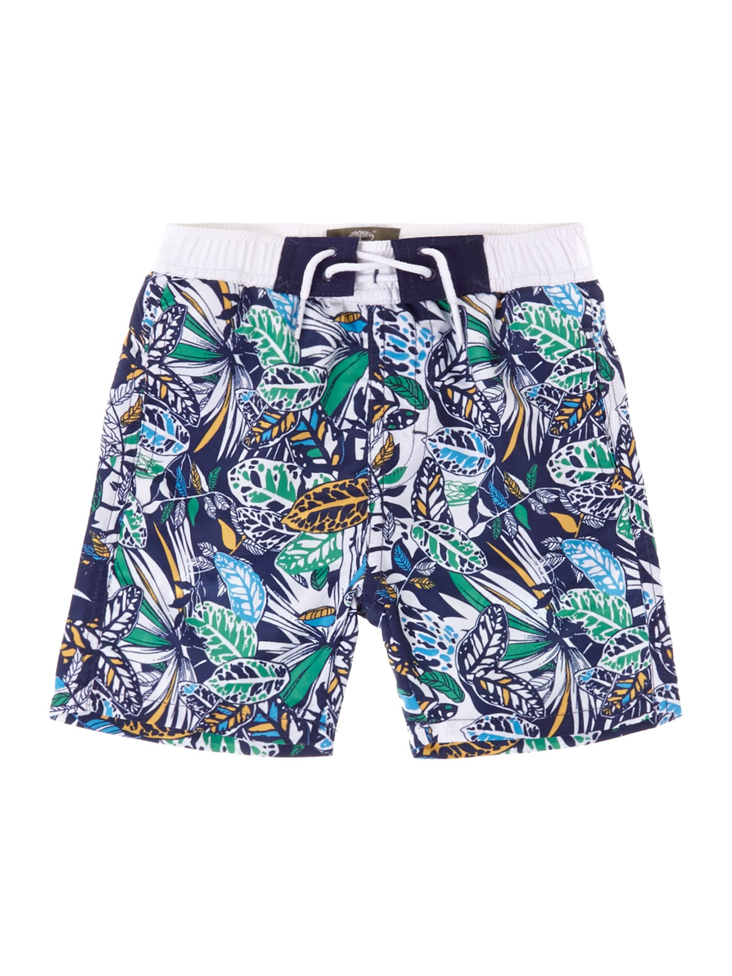 Boy`s quick dry surfer shorts