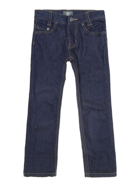 Timberland Boy`s 5 pocket jeans