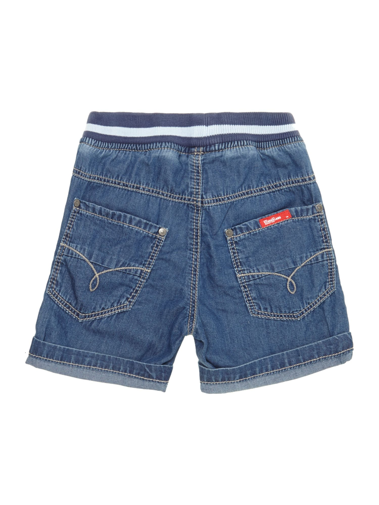 Boy`s denim shorts
