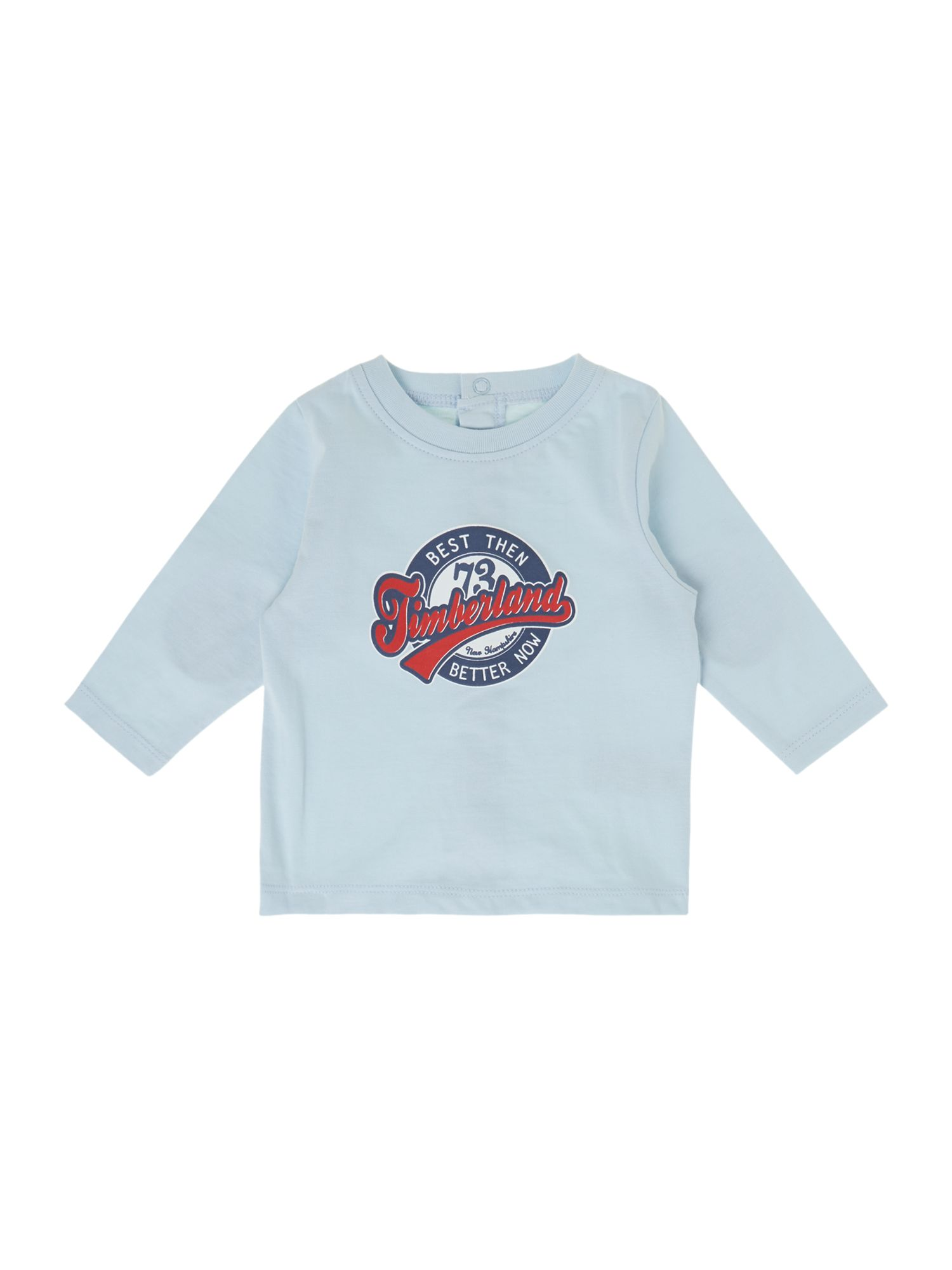 Boy`s jersey long sleeve t-shirt