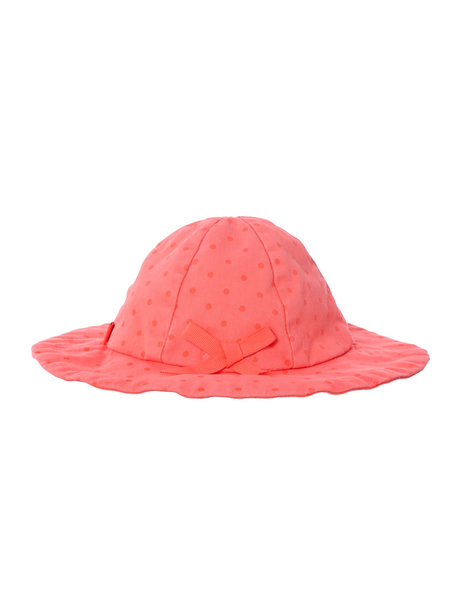 Girl`s cotton summer hat
