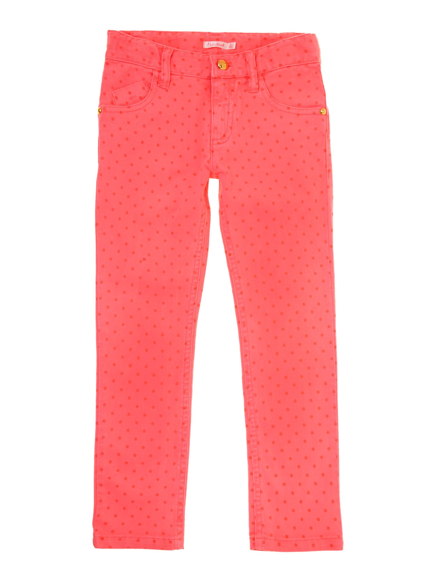 Girl`s drill trousers