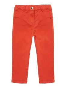 Girl`s satin trousers