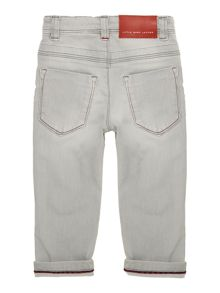 Boy`s 4 pocket jeans
