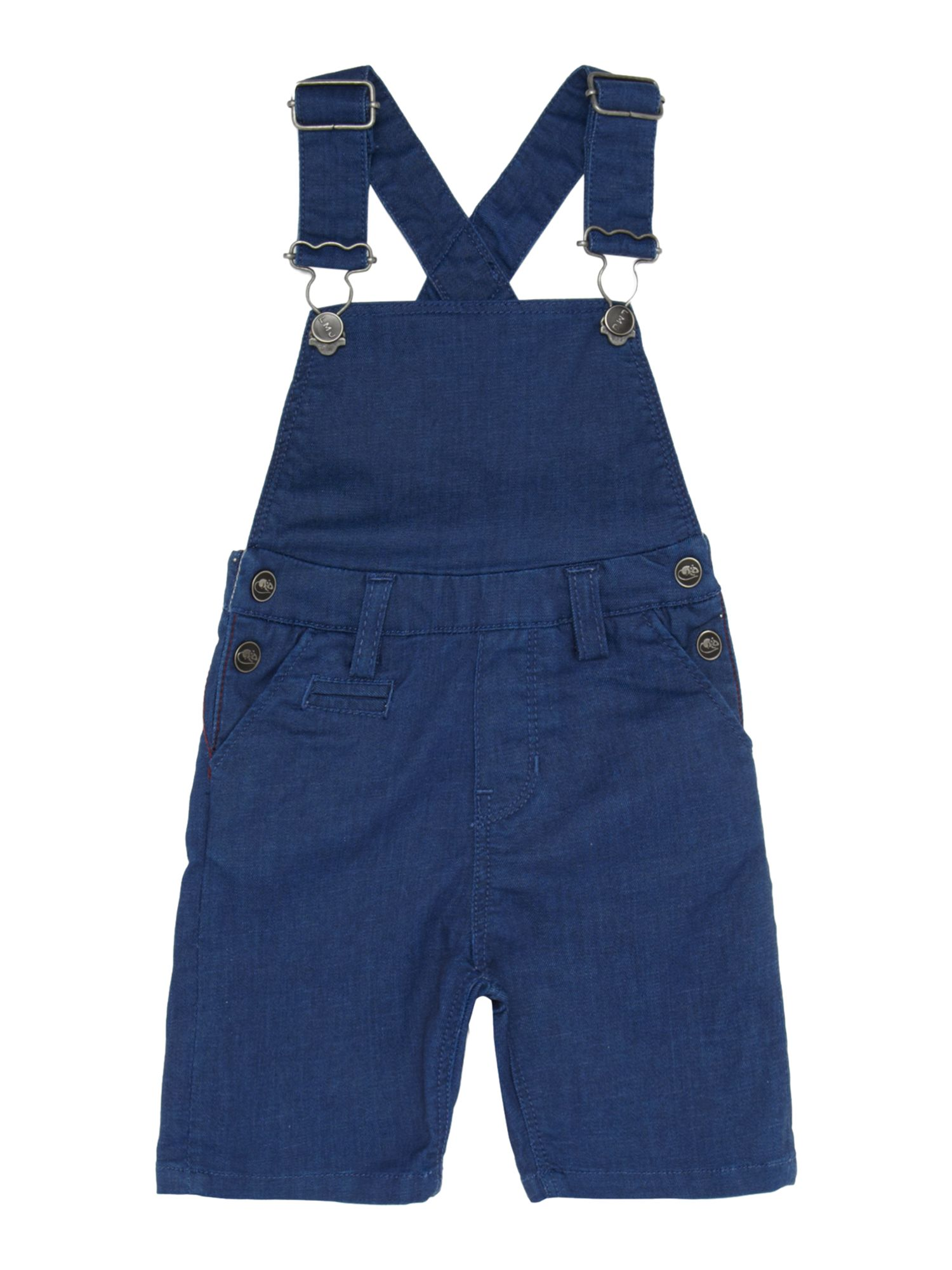 Boy`s drill dungarees