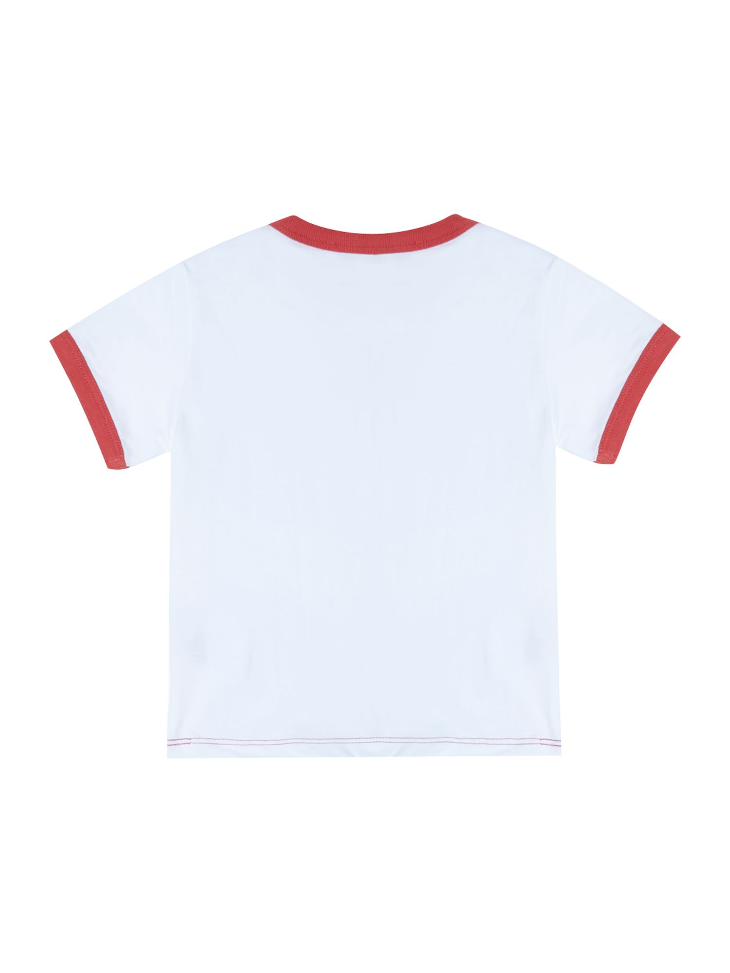 Boy`s short sleeve super Marc t-shirt