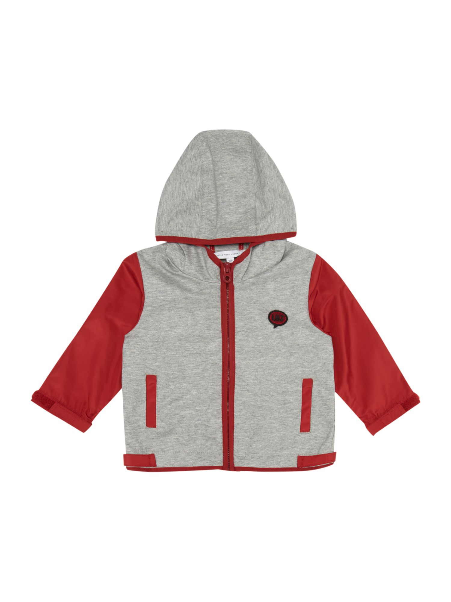 Boy`s fleece windbreaker