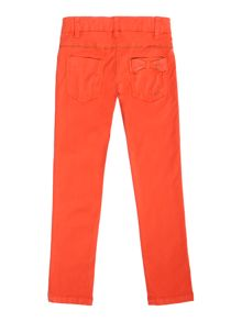 Girl`s skinny fit trousers