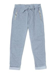 Girl`s jogging bottoms
