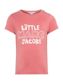 Girl`s cotton short sleeve t-shirt