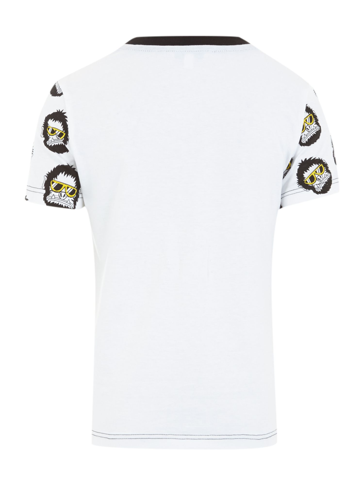 Boy`s short sleeve pocket t-shirt