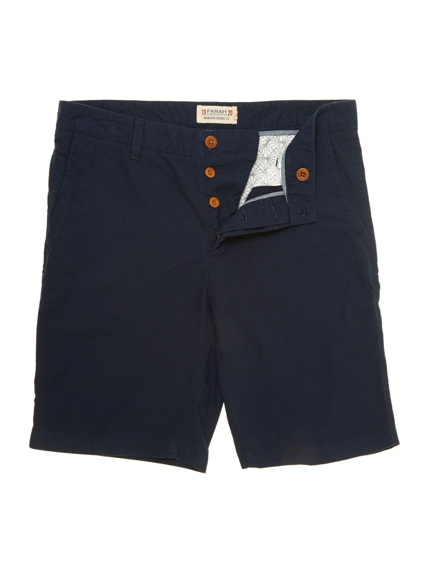 Wellman chino shorts