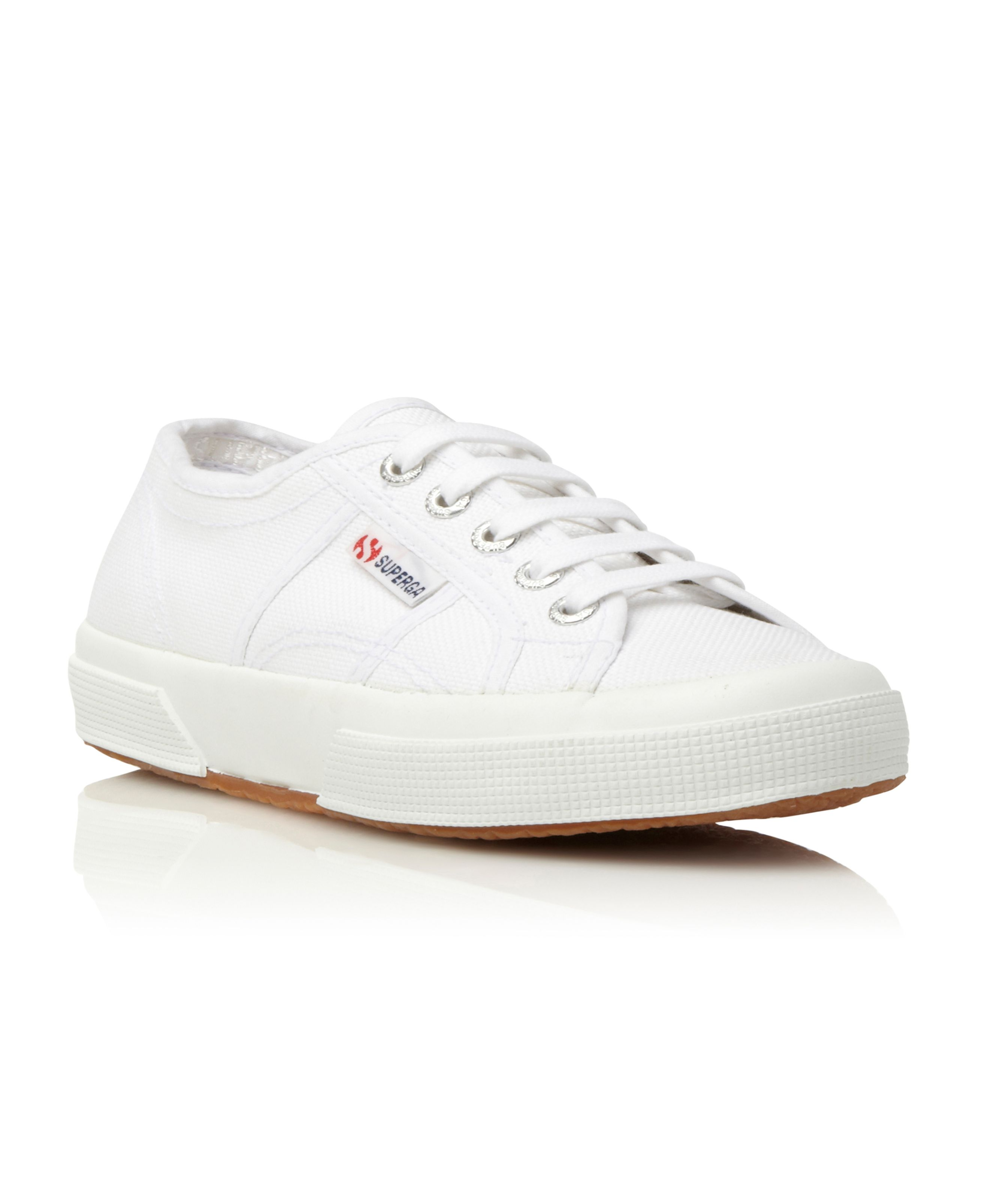 Lattitude S lace up superga trainer shoes