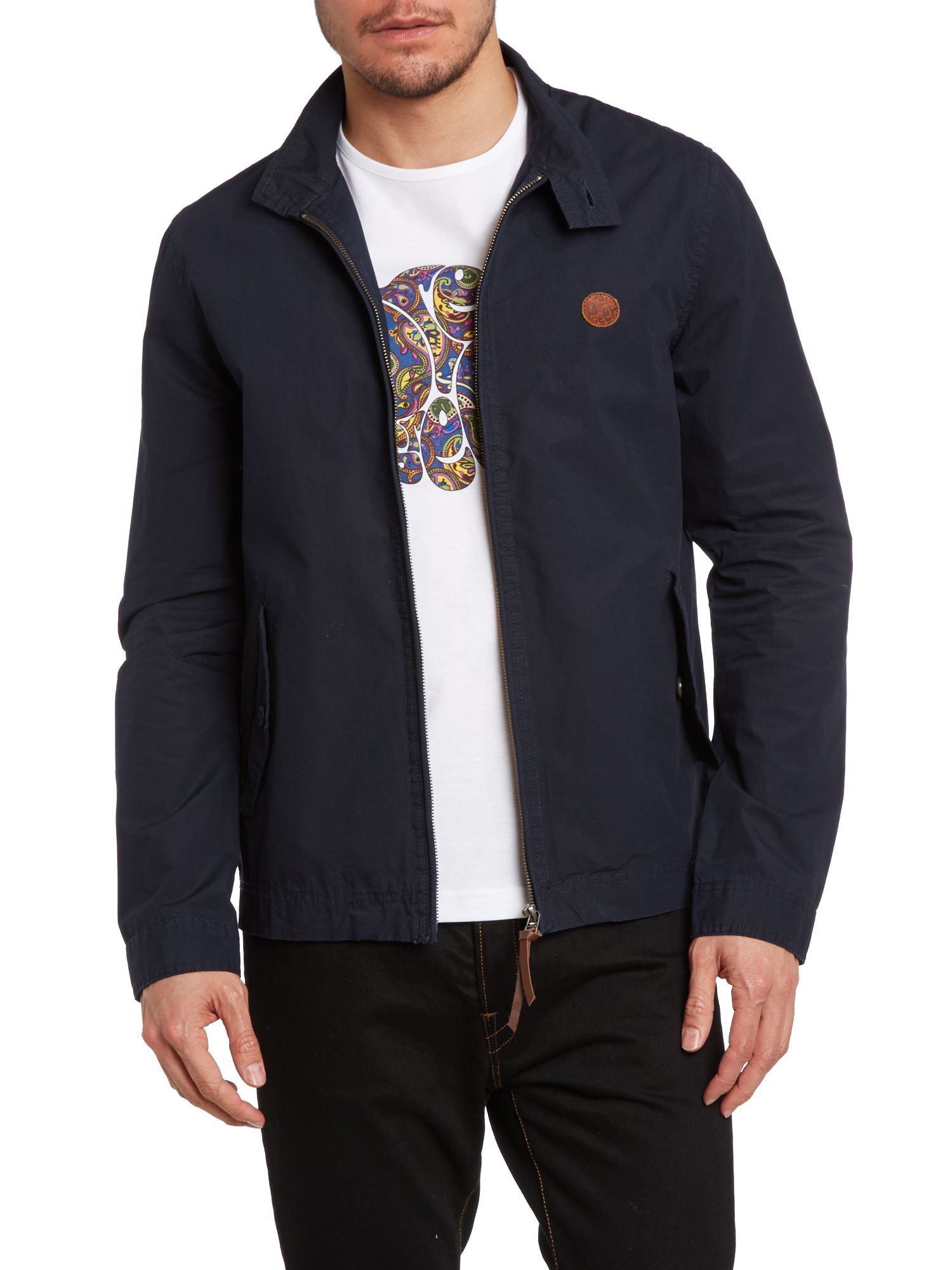 Kingsway harrington jacket
