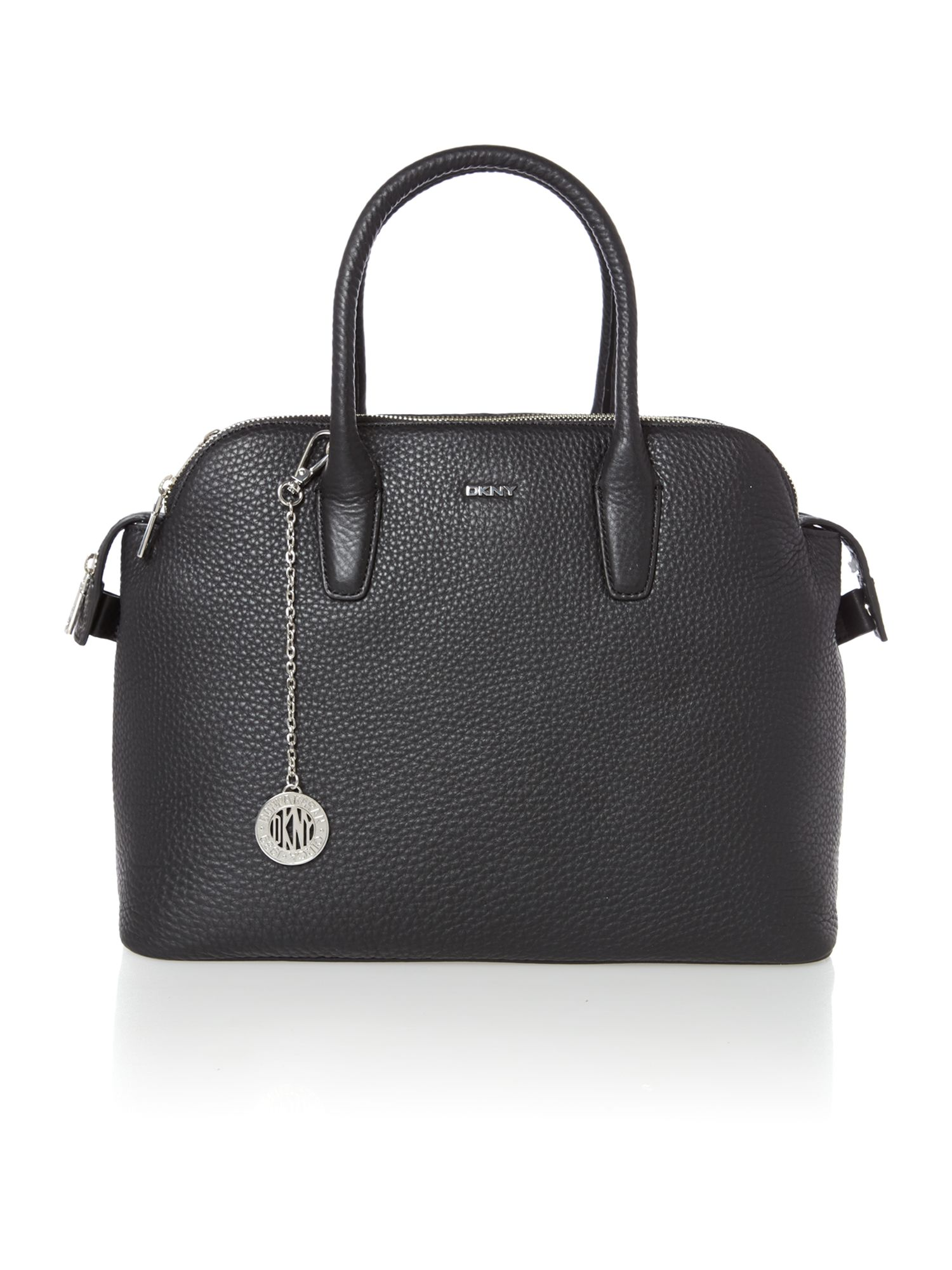 Tribeca black tote bag