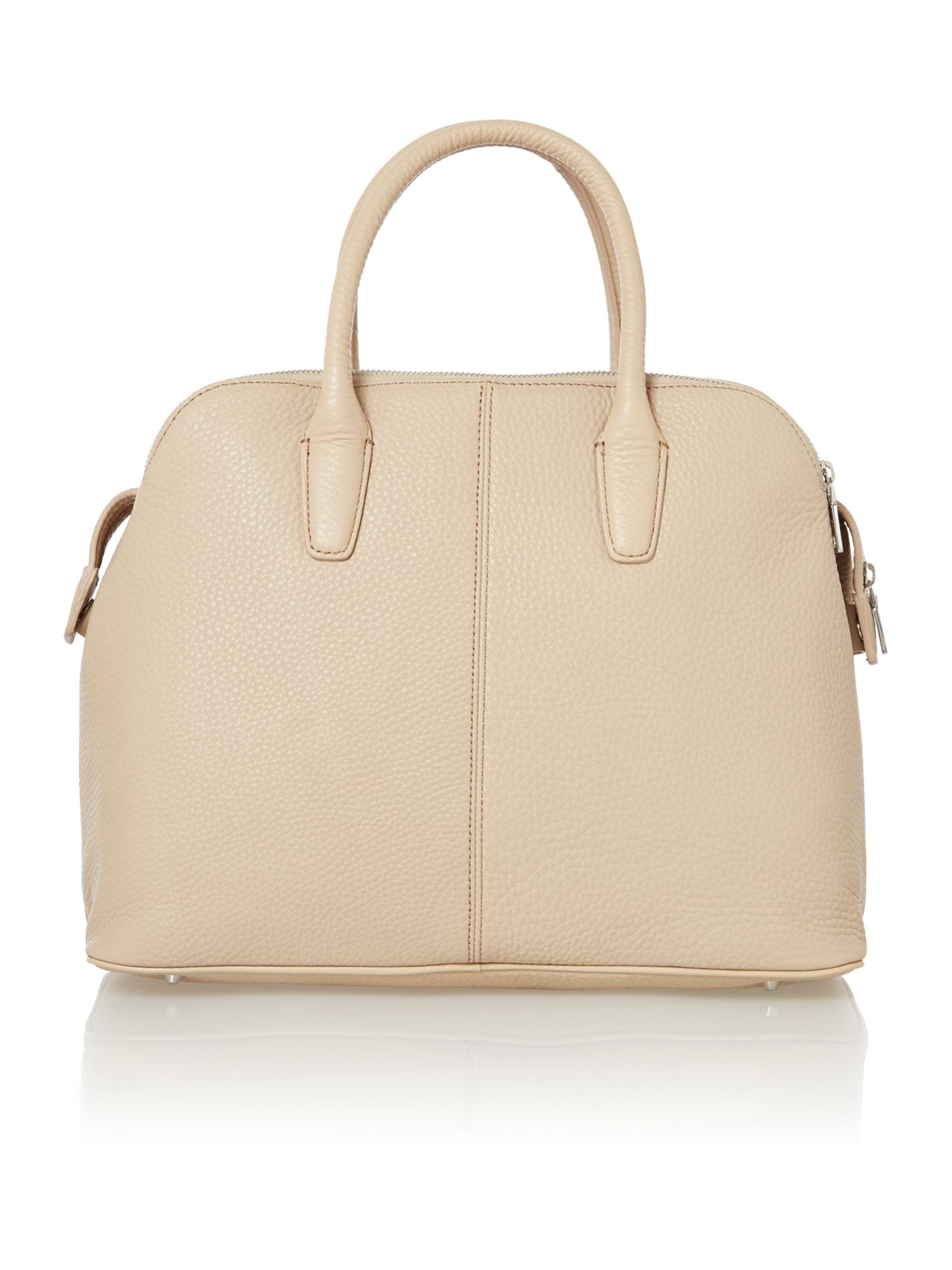 Tribeca neutral tote bag