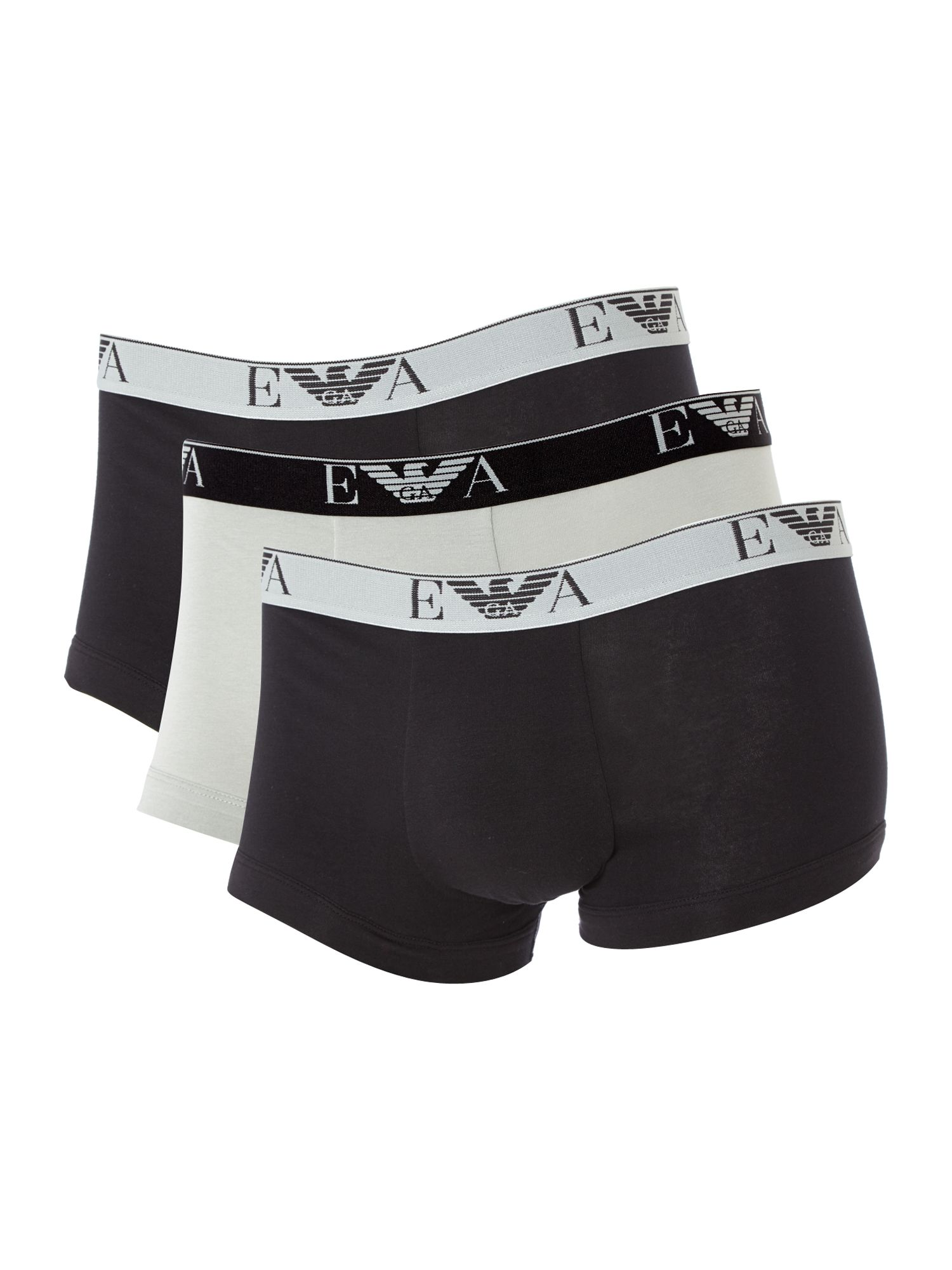 3 pack exclusive underwear trunk