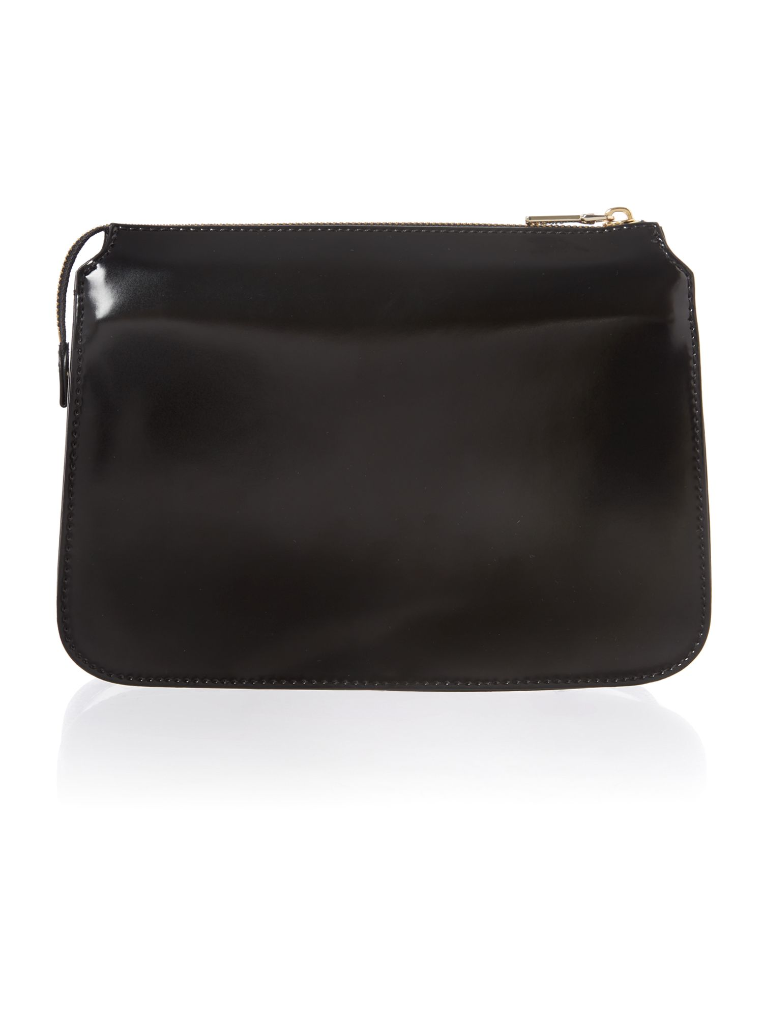 Hudson black crossbody bag