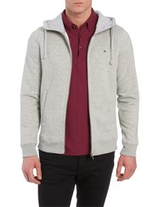 J Lindeberg Soft sweat zip up hoody