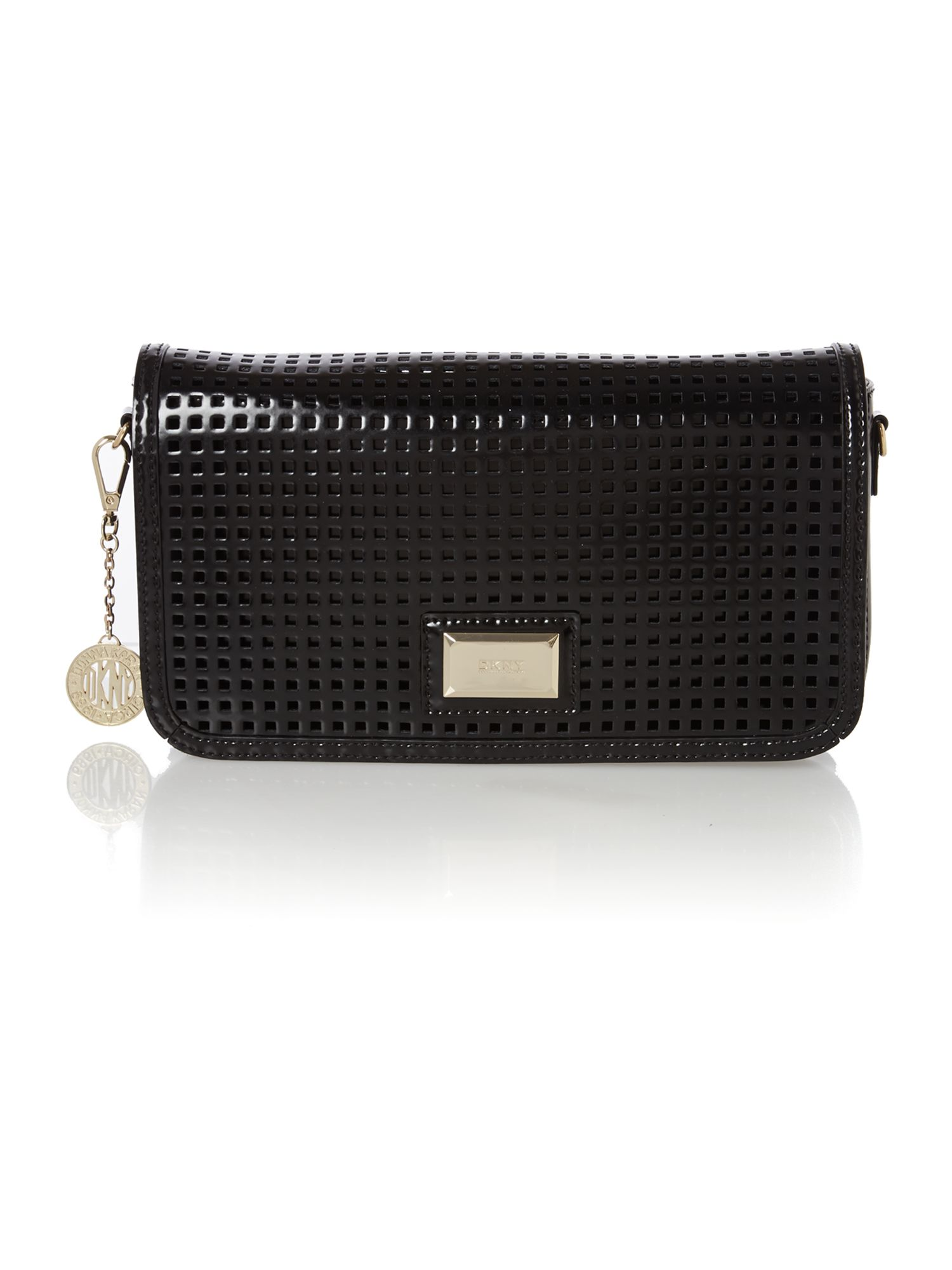 Hudson black shoulder bag