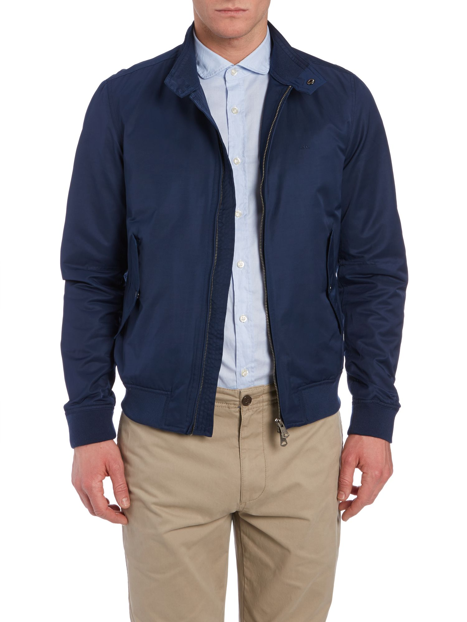 Harrington zip up jacket