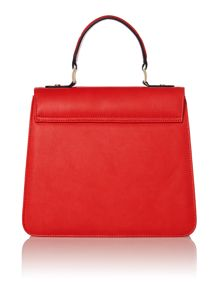 Kasia top handle satchel