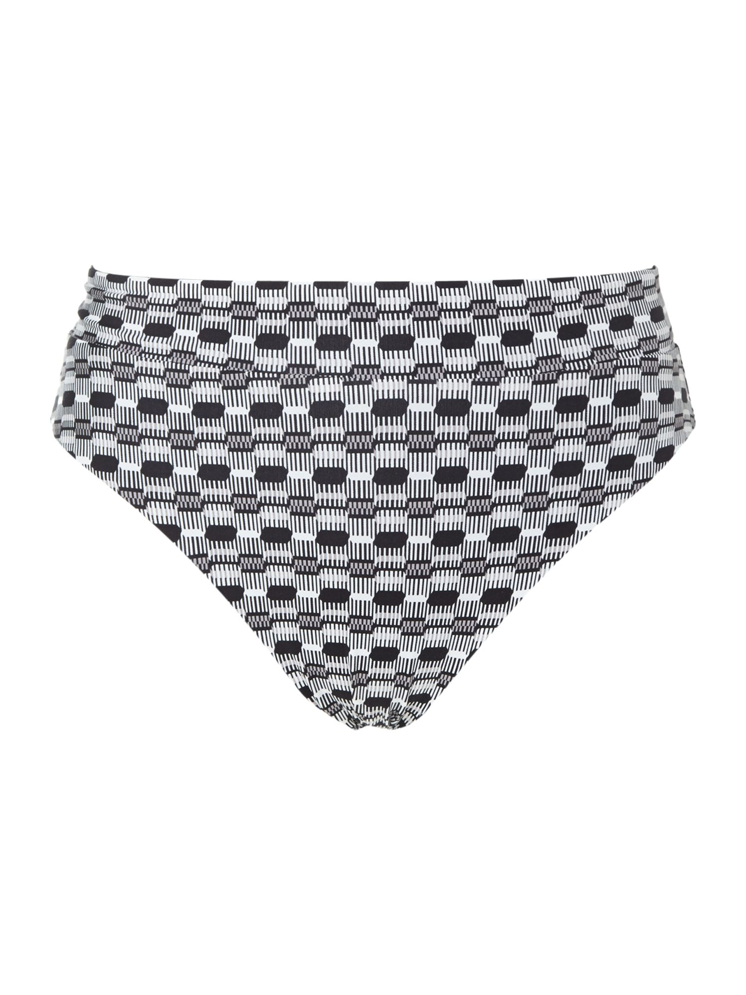 Reversible banded brief