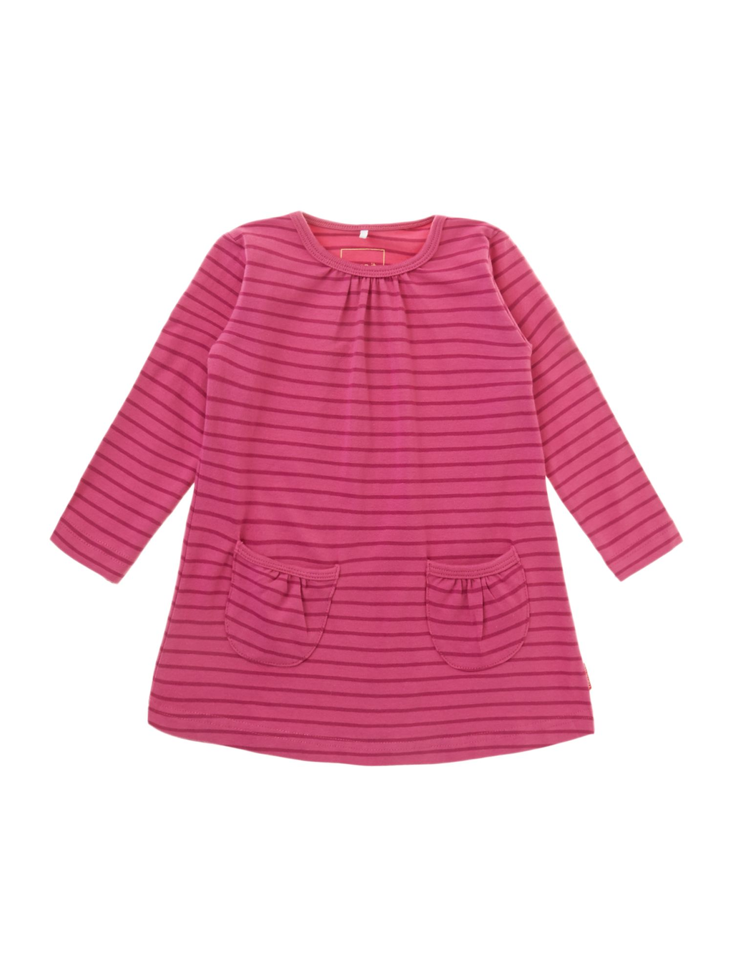 Girls stripe tunic
