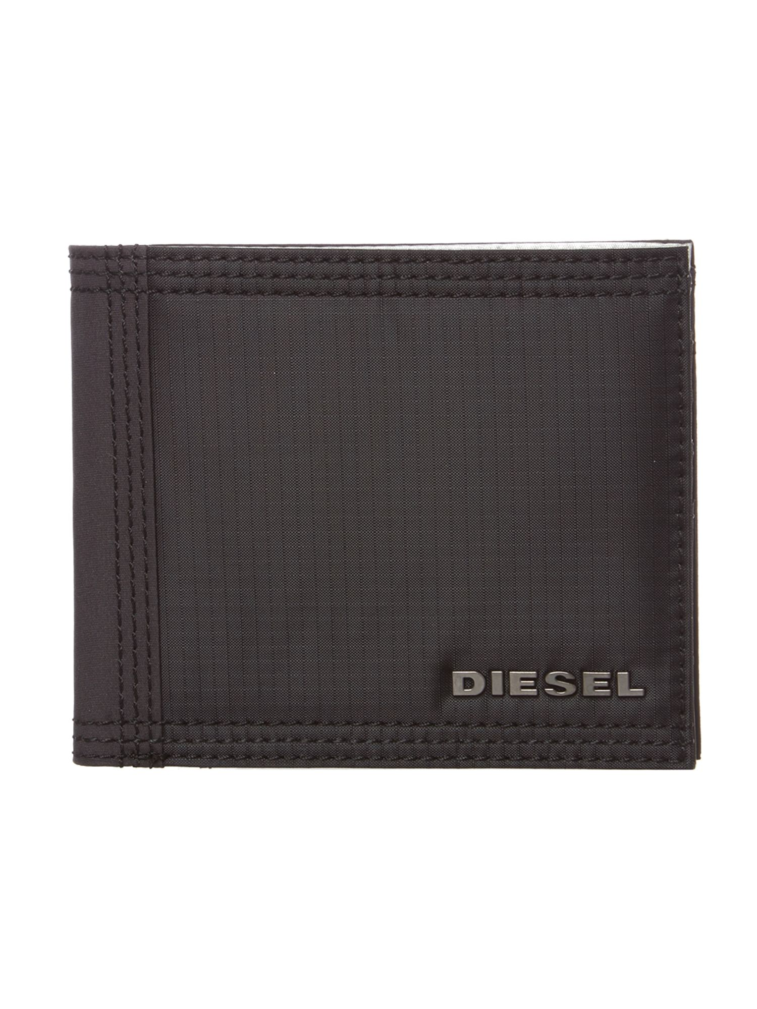 Nylon billfold output wallet