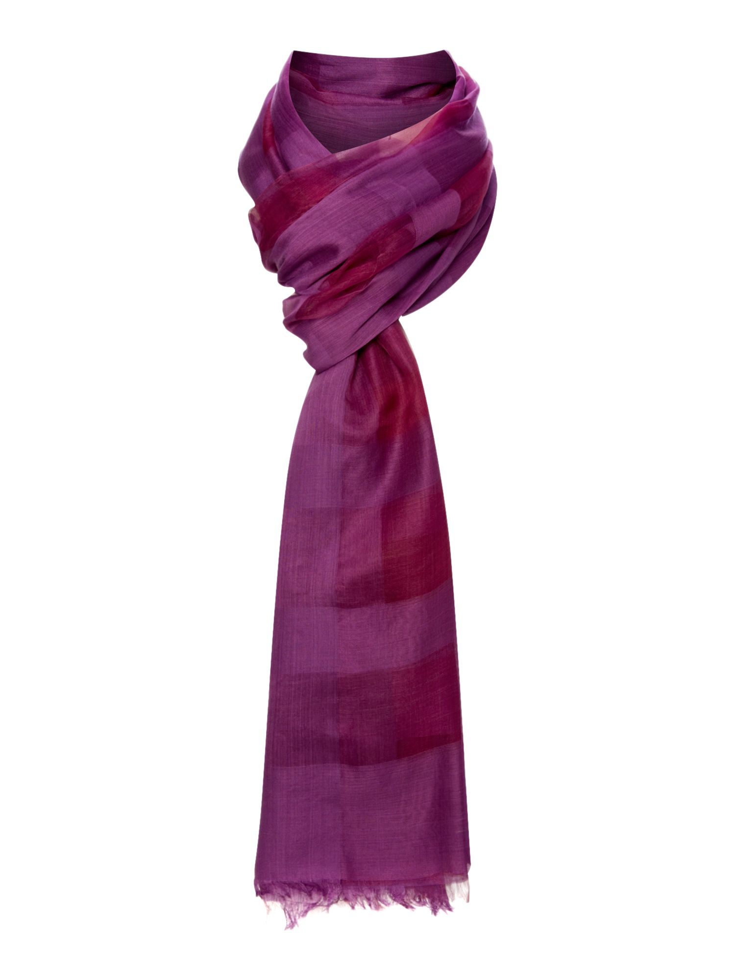 Ulisse Silk mix scarf