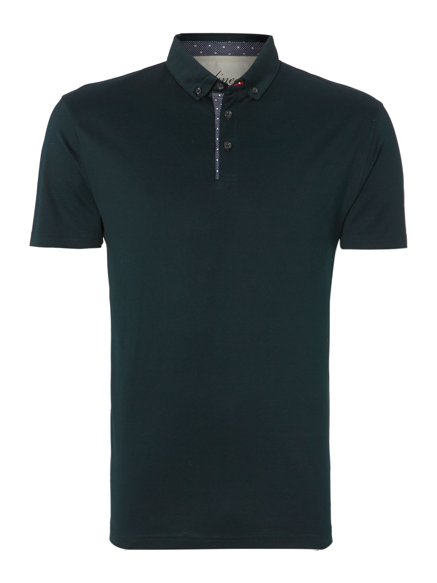 stanton mercerised cotton polo