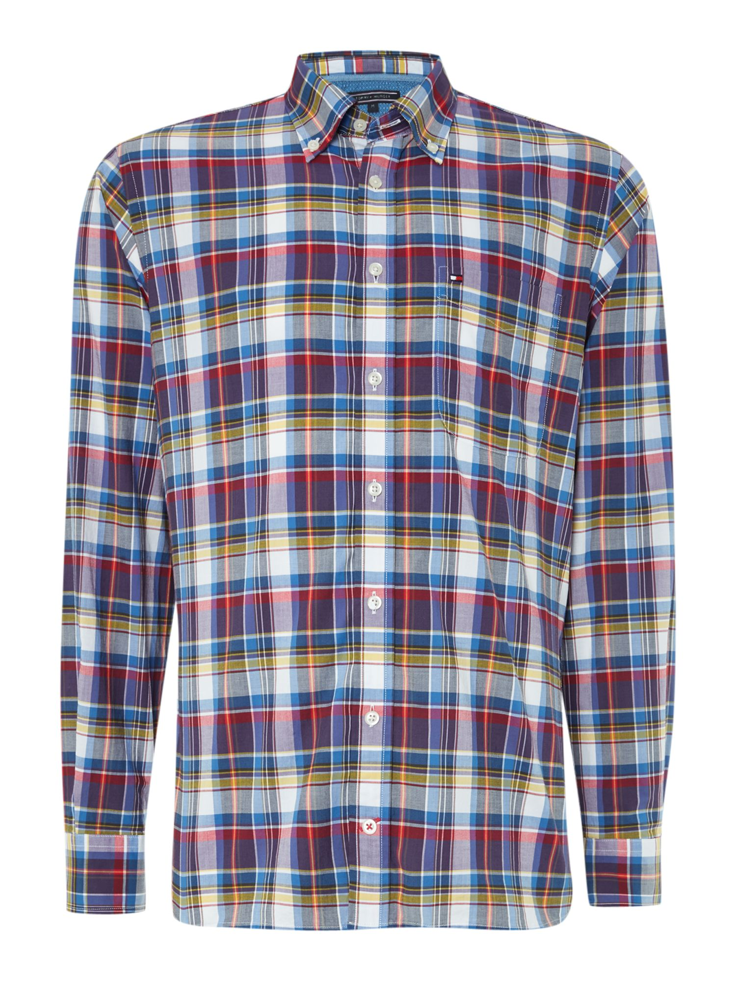 Falko check shirt