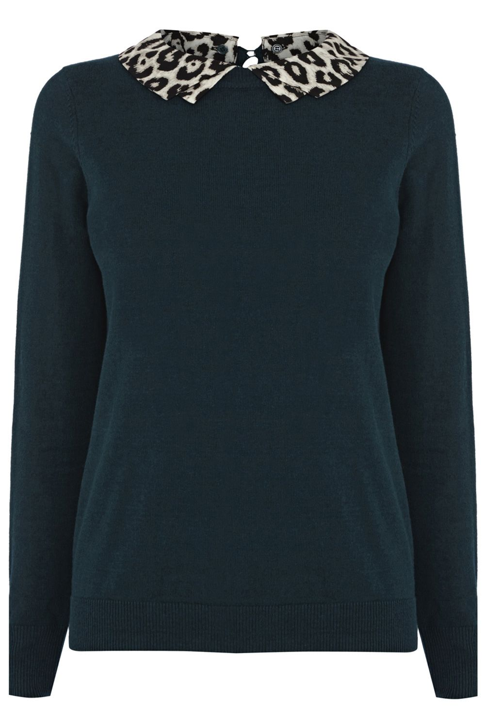 Collar jumper