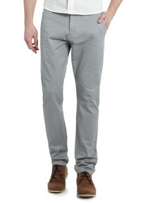 Alpha khaki skinny colour chino