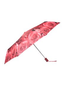 Photographic Rose Automatic Umbrella