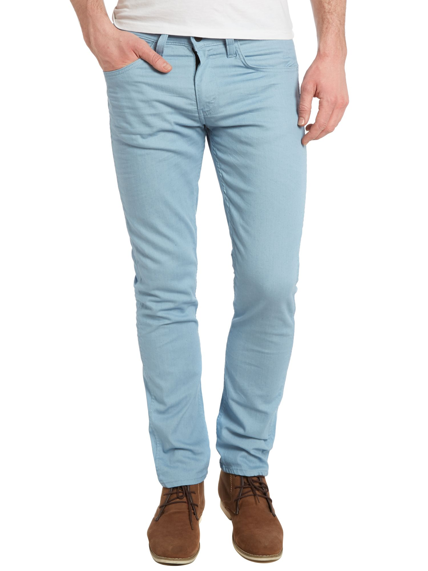 Line 8 511 lo dip wash refined 3d slim fit jean