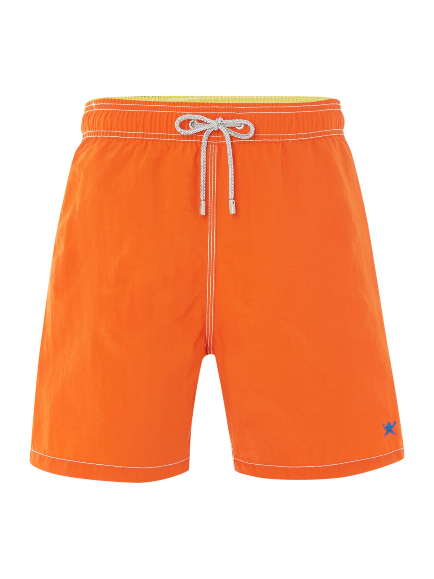 Solid volley swim short